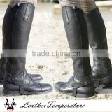 Horse Riding Leather Chaps/ Horse Riding Leather Gaiter/ Equestrian Leather Chap