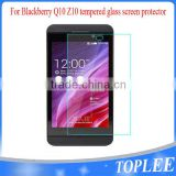 wholesale price!! for blackberry Z10 Q10 Tempered Glass Film Screen protector
