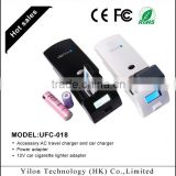 Best seller High Power AA/AAA NIMH battery charger for 3.6-3.7V/7.2-7.4V Li-ion batteries