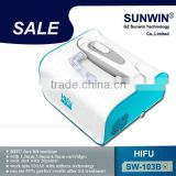 Skin Tightening SW-103B 2014 Newest HIFU Anti-Wrinkle Machine High Intensity Focused Ultrasound HIFU 5.0-25mm