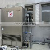 Closed Circuit Cooling Tower System for Induction Forging Machine