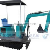 factory made ISO new kid mini toy excavator,tory wheel excavator