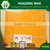 2016 newest crude 100% natural pure refined bee honey bee wax bulk