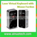 2015 hot sale magic cube bluetooth laser virtual keyboard qwerty