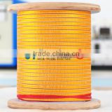World leading product of fiberglass insulation wire for electric motor china manufacture