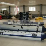 PVC Inflatable Boat 4.3m