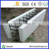 High quality eps foam raw material expandable polystyrene beads for insulated concrete foam