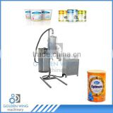 Automatic Nitrogen Filling Machine for Milk Powder Tin Can Making Machine/ Production Line