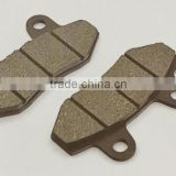 Beat/Cela/Dash/Future/NSR50/Wave Z/LS125/Nice100 110 disc brake pads for GY6 honda motorcycle
