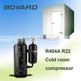 refrigerator parts freezer 0.75 hp freezer compresor r404a ce Rohs KXD096KS replace Embraco compressor
