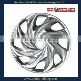 aftermarket 13 inch plastic silver car wheel covers