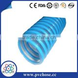 Light PVC Hose Laundry Basket Anti-Static Helix Suction Hose Made In China With Elastic Wildly Usage