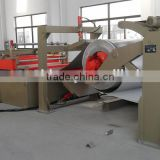 simple SS CR PPGI cut to length line, steel coil cutting machine, coil cutting machine, normal speed