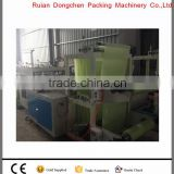 Double Layer for paper,non woven,PE,PET,PVCfilm rolls sheeting machine Cross cutting machine