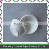 disposable biodegradable sugarcane bagasse bowl