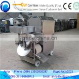 factory supply fish chine processing meat deboning separator machine