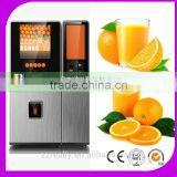 Commercial Instant drink Vending Machine for orange juice, coin operated drink vending machine