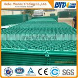 hot dipped galvanized guarding mesh / beautiful guarding grid wire mesh fence