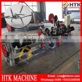 Best Price High Speed Automatic Double Strands Barbed Wire Machine, Reverse Twist Barbed Wire Making Machine