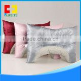 Good Quality Wholesale Bamboo Charcoal Latex Wave Shape Pillow