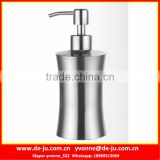 Bathroom Shampoo Stainless Steel Bottle