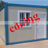 Competitive price prefabricated container house