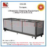 CS-03 Tri-tank Ultrasonic Wave Cleaner