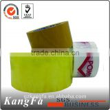 Hot Sell Strong Adhesive Waterproof Carton Sealing Products Clear Colored opp Packing Tape
