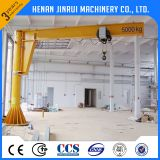 Cheap Price Slewing Cantilever Column Floor Mounted Jib Crane