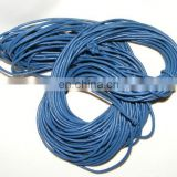 Round Leather Cords