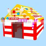 air tight candy selling inflatable tent house