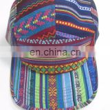 several tribal fabric joint cool baseball caps korea
