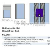 Disposable EO Sterile SMS Nonwoven Fabric General Hand and Foot Drape Set for Orthopedic Surgery