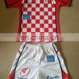 Sublimated Rugby Uniform