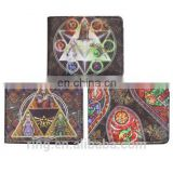 Game Legend of zelda Wallet Leather Card Wallet Holder Men Wallet Wholesale