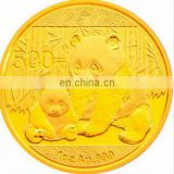Art $ Collective Use Feature China panda coin type metal coin