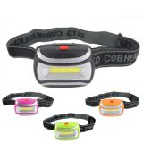 LED Headlamp 3W Headlight Impressive Mini children's Head Lamp Outdoor Running Fishing Camping Lights