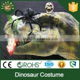 JLDC-C-Life Size flexible Adult Dinosaur Costume for Exhibition