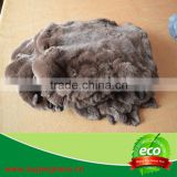 Fur Factory Tanned Rabbit Pelts with Wholesale Price
