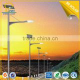 3-5 backup rainy days high way bridges landscape led solar street light garden lamp