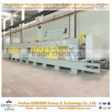 Automatic quartz stone production plant machine/polishing machine to process quartz slab