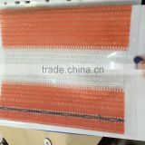 orange fireproof plastic net / construction safety net exported to Europe