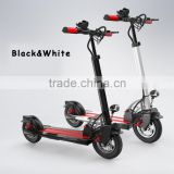 10 inch Tire Two Wheel Scooters with handle smart electric bikes with seat