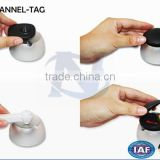EAS security ink tag remover removal magnetic detacher
