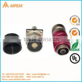 New Zinc Alloy High Voltage Pull-push Type High Power Connector