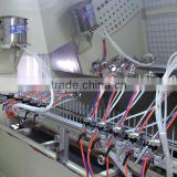 CCZK-U90 automatic varnish UV spray line/fixed-gun uv coating system/plastic parts spray painting machine