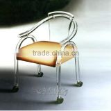 transparent color acrylic ghost chair for sale
