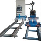 cnc pipe profile cutting machine, pipe hole cutting machine, carbon steel cutting machine