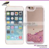 [Somostel] Liquid glitter bling star quicksand phone case for iphone 6 plus hard pc case