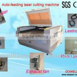 rubber,acrylic,Chemical fiber cloth,Sofa cushion,automatic feeding laser cutting machine